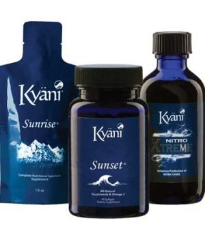 Kyäni Triangle of Wellness Xtreme Pack